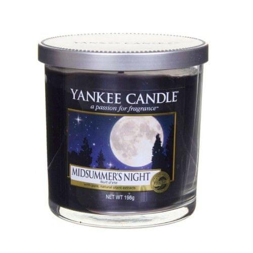 Yankee Candle Aromatická svíčka Décor malý Letní noc (Midsummer´s Night) 198 g