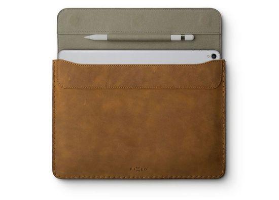 """FIXED Kožené pouzdro Oxford pro Apple iPad o úhlopříčce 9.7"""", hnědé FIXOX-IPA9-BRW"""