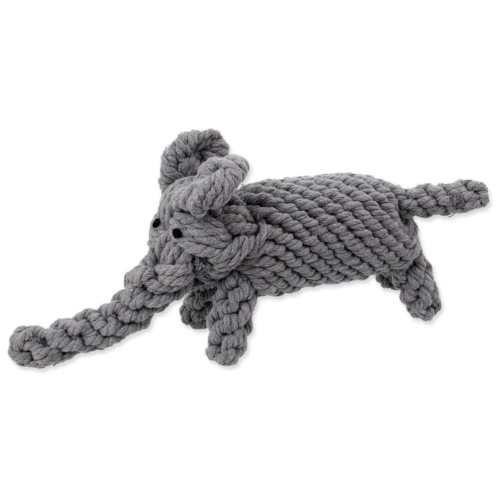 Dog Fantasy Hračka slon 40 cm