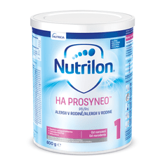 Nutrilon 1 HA PROSYNEO speciální kojenecké mléko 6x800 g