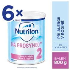 Nutrilon 2 HA PROSYNEO 6 x 800 g