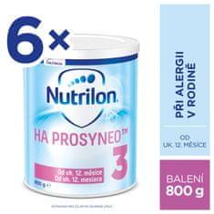 Nutrilon 3 HA PROSYNEO 6 x 800 g