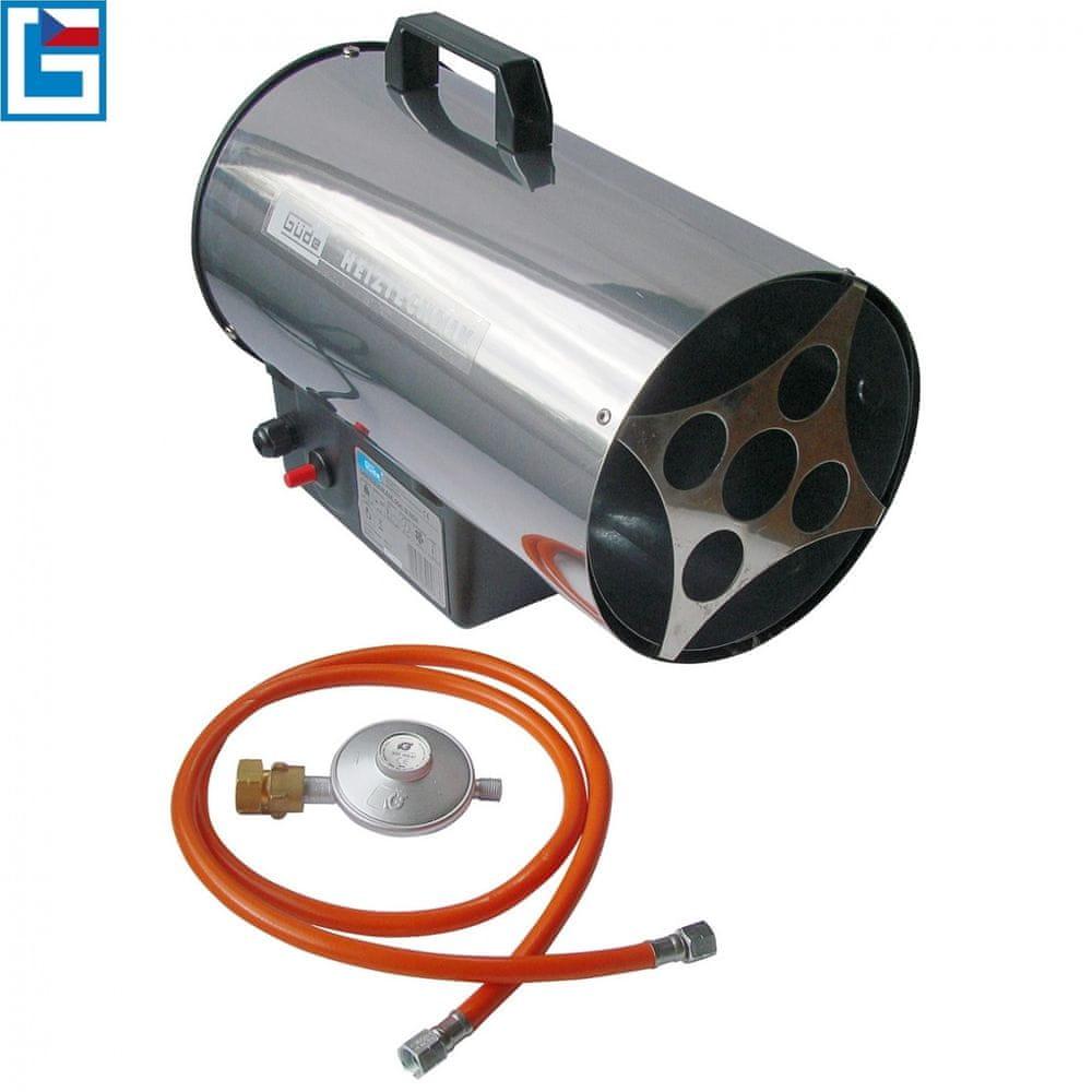 Güde Horkovzdušná plynová turbína GGH 10 INOX