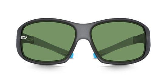 gloryfy Sportovní dětské brýle JUNIOR Grey