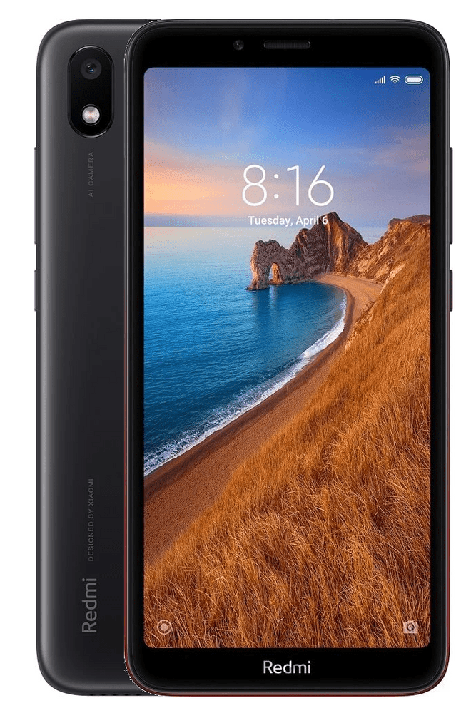 Xiaomi Redmi 7A, 2GB/32GB, Global Version, Matte Black