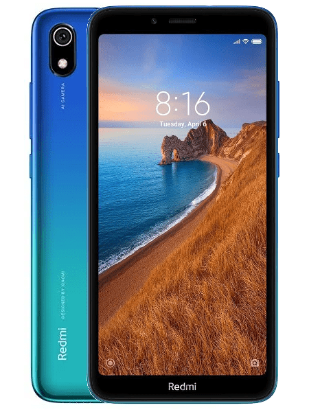 Xiaomi Redmi 7A, 2GB/32GB, Global Version, Morning Blue