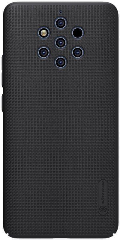 Nillkin Super Frosted Zadní Kryt pro Nokia 9 Black 2446407