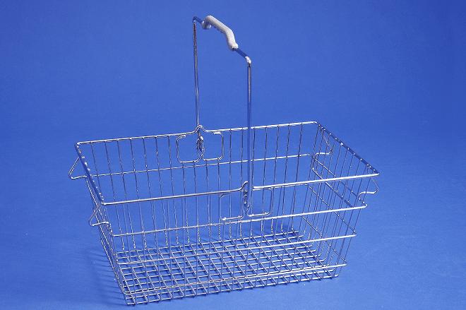 Polidar Drátěný nákupní koš (5 ks)