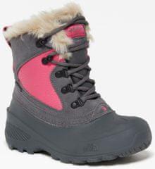 The North Face Youth Shlista Extrem Zincgry/Mr.Pink 38 szürke