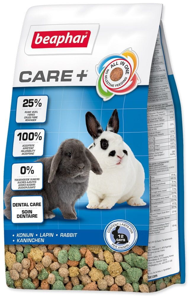 Beaphar CARE+ králík 250 g
