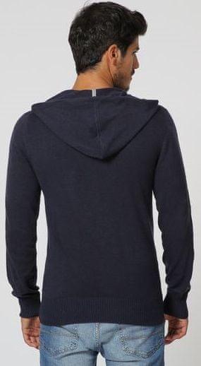 William de Faye pánský svetr BO104 M tmavě modrá