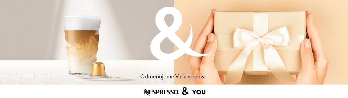 nespresso and you