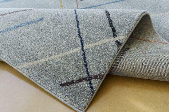Berfin Dywany Kusový koberec Pescara Nowy 1004 Grey