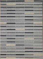 Berfin Dywany AKCE: 120x200 cm Kusový koberec Lagos 1053 Beige 120x180