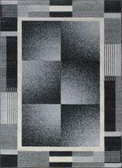 Berfin Dywany AKCE: 120x180 cm Kusový koberec Monte Carlo 4056 Silver (Grey) 120x180