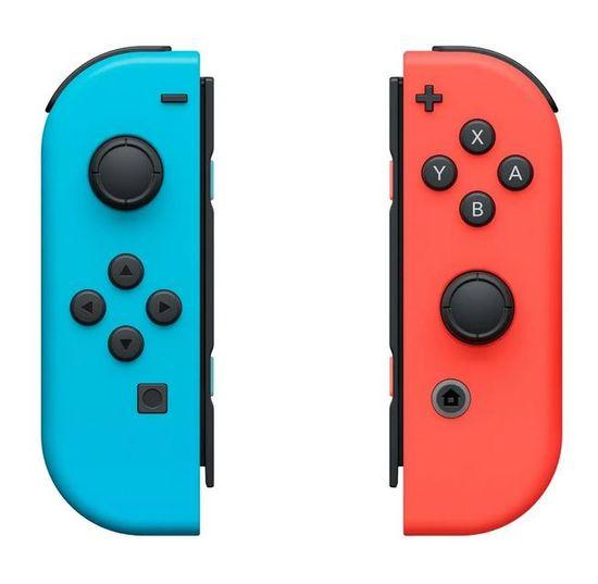 Nintendo Switch - Summer Digital Bundle igralna konzola, rdeča/modra - Odprta embalaža