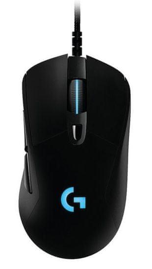 Logitech G403 Hero, čierna (910-005632)