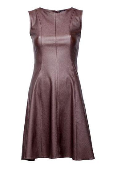 Figl Ženska obleka M342 brown