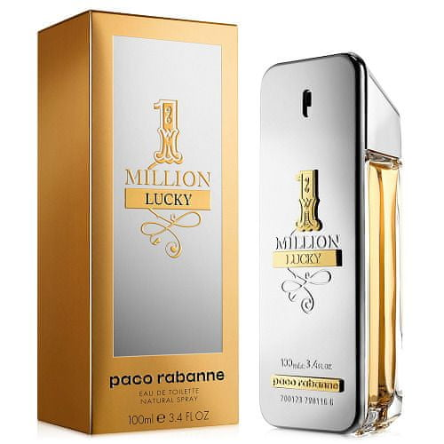 Paco Rabanne 1 Million Lucky - EDT