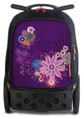 Nikidom Roller XL batoh na kolieskach Bloom