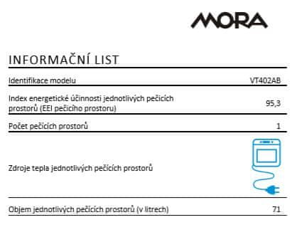 Mora VT 402 AB