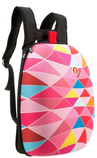Zipit Shell nahrbtnik Pink, trikotniki