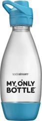SodaStream Lahev 0,6 l My only bottle tyrkysová