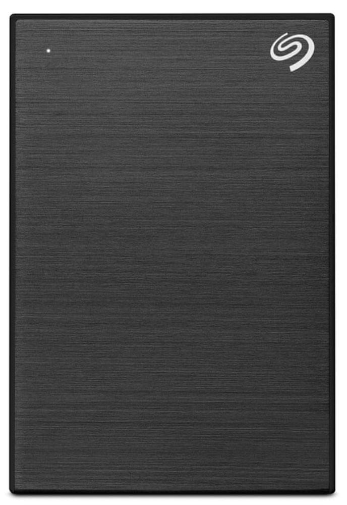 Seagate Backup Plus Slim - 1TB, černá (STHN1000400)