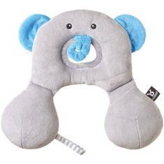 BenBat Nákrčník s opěrkou hlavy 1-4roky - Slon