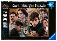 Ravensburger Puzzle 132546 Fantastične živali, 300 delov