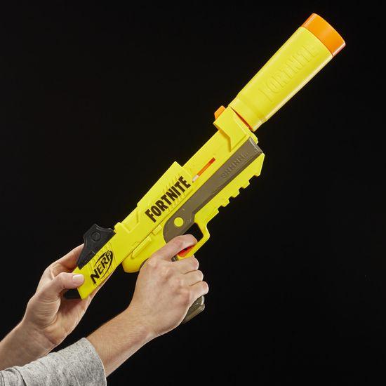 NERF pistolet Fortnite Sneaky Springer