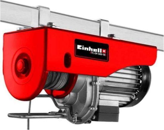 Einhell lanový zvedák TC-EH 500-18