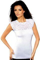 Babell Ženska bluza Elina white, bela, XXL