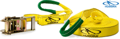 Hudora slackline - vrv za ravnotežje