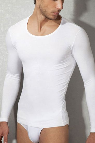 Cornette Férfi póló 214 white