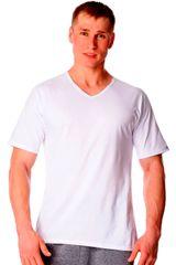 Cornette Férfi póló 201 new plus white, fehér, 4XL