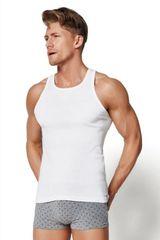 Henderson Férfi testhezálló póló 1480 M 100 white, fehér, XL