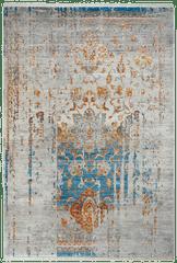 Obsession Kusový koberec Laos 453 BLUE 80x150