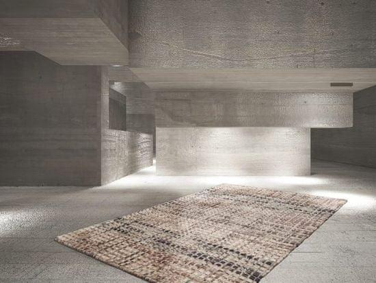 Obsession Ručne tkaný kusový koberec Lima 430 TAUPE