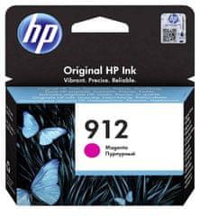 HP 912 kartuša, magenta, 315 strani