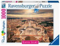Ravensburger Puzzle 140824 Řím 1000 dílků
