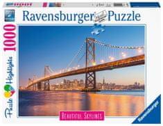 Ravensburger Puzzle 140831 San Francisco 1000 elementów