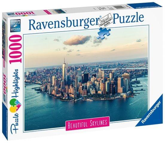 Ravensburger Puzzle 140862 New York 1000 dílků