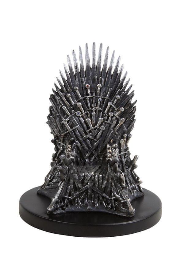 Mini replika Game of Thrones - Iron Throne (Ĺ˝eleznĂ˝ trĹŻn, 10 cm)