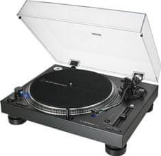 Audio-Technica AT-LP140XP, fekete