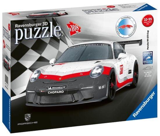 Ravensburger 3D Puzzle 111473 Porsche GT3 Cup 108 elementów