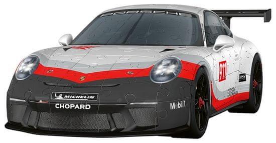 Ravensburger 3D sestavljanka 111473 Porsche GT3 Cup, 108 kosov