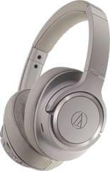 Audio-Technica ATH-SR50BT naglavne slušalke, brezžične, sivo-rjave