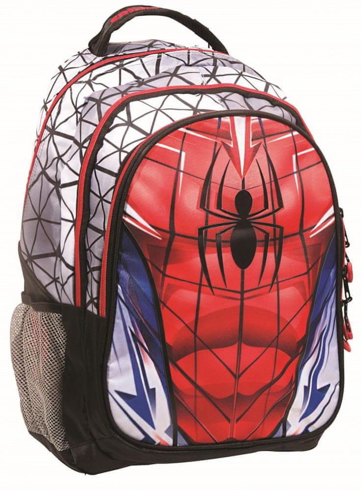 GIM Školní batoh oválný Spider-Man