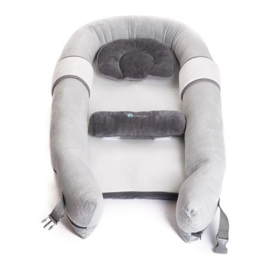Bo Jungle hnízdečko B-BabyNest Grey